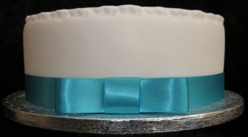 Glittered snowflakes Frozen 4th Birthday Cake Topper Ribbon /& Bow Feathers