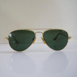 1347cfeb9e0c Image is loading 23K-GP-Vintage-RANDOLPH-ENGINEERING-Sunglasses -CONCORDE-gold-