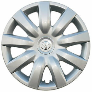 """ONE REPLACEMENT (1) NEW hubcap fits Toyota Camry 15"""" Rim ..."""