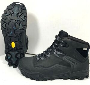 7d9ffb40bd2 Details about MERRELL Overlook 6 Ice+ Waterproof Insulated Warm Winter  Shoes Boots Mens 7.5