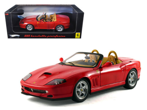 Ferrari 550 Barchetta Pininfarina Elite Edition 1:18 Diecast Model - N2054