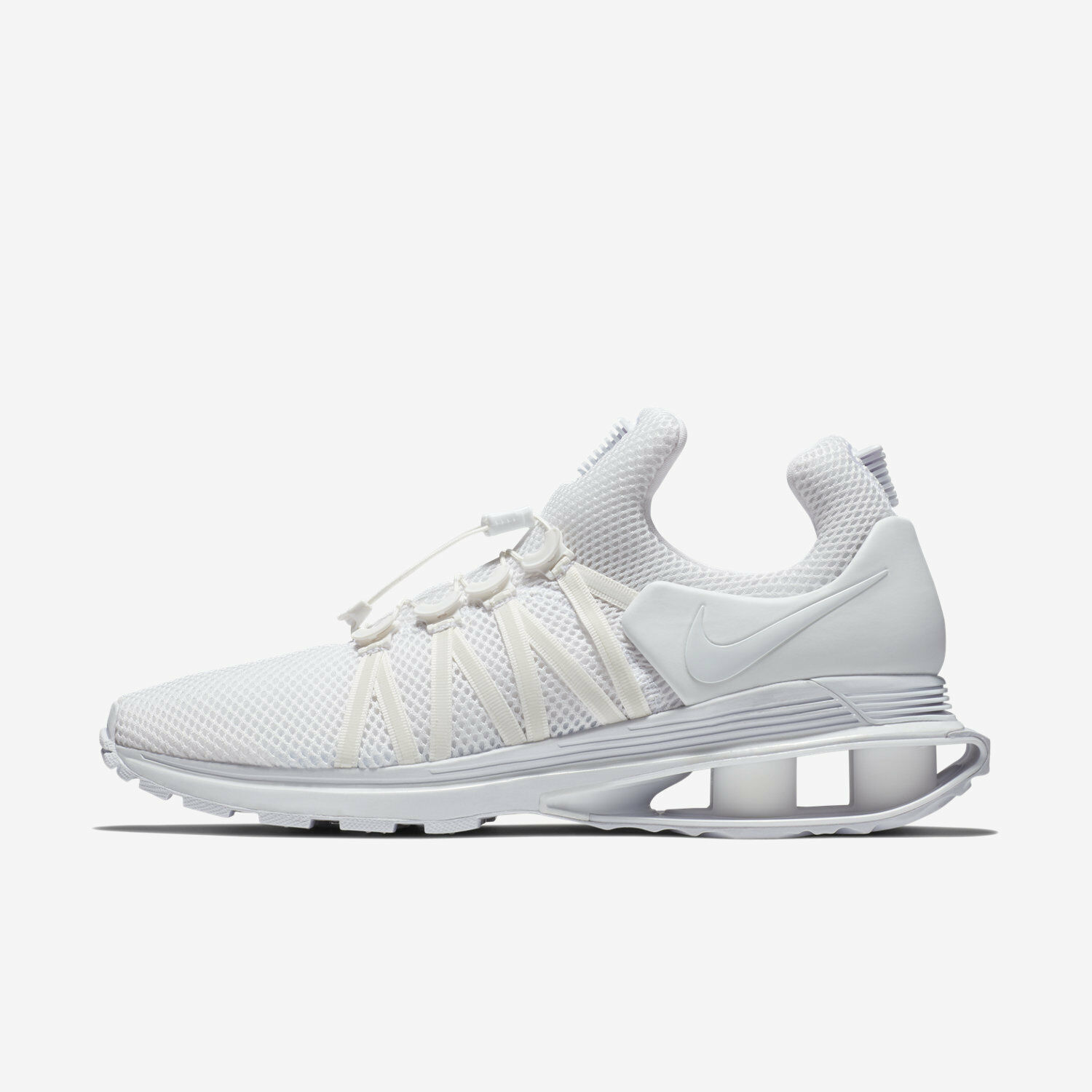 47d744edfe Shox Gravity Men's shoes Size 13 Triple White AR1999-100 Nike  ntkfod7933-Athletic Shoes