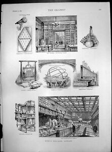 Old-King-039-S-College-London-Marsden-Library-Wheatstone-039-S-Wind-Fiddle-1890-19th