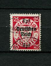 Danzig Stempel Mariensee Typ 9a auf Reich Nr. 724   (D324)