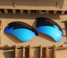 1b2374f2d6 Acompatible Polarized Lenses Replacement For-si Speed Jacket Oo9228 Blue