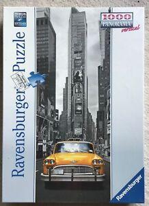 Ravensburger - 1000 Teile Puzzle - New York - Neu !!!