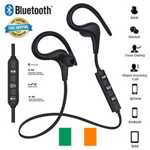 Bluetooth-sans-Fil-Casque-Sport-Casque-Gaming-pour-IPHONE-Samsung-Ecouteur
