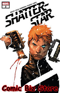 SHATTERSTAR #2 (OF 5) (2018) 1ST PRINTING BAGGED & BOARDED MARVEL COMICS
