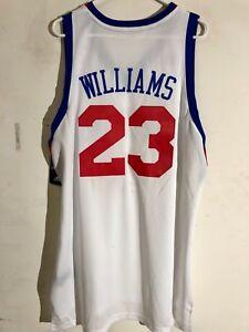 de6fa47db Image is loading Adidas-Swingman-NBA-Jersey-Philadelphia-76ers-Lou-Williams-