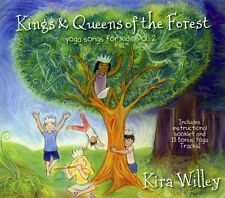 Kira Willey - Kings & Queens of the Forest: Yoga Songs for Kids [New CD]