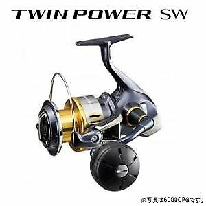 Shimano reel 15 Twin Power SW 6000HG
