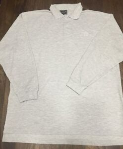 Versace-Jeans-Couture-Gray-Cotton-Long-Sleeve-Polo-Shirt-Made-in-Italy-Size-XXL