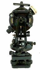 Brass Antique Theodolite Transit Surveyors Alidade Vintage Surveying Instruments