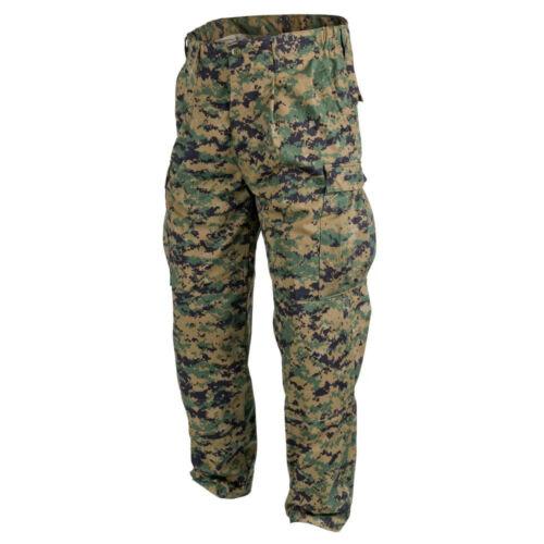 Airsoft Bekleidung & Schutzausrüstung US Marines USMC MARPAT Woodland Digital Army Tarnanzug Hose Jacke Small Regular