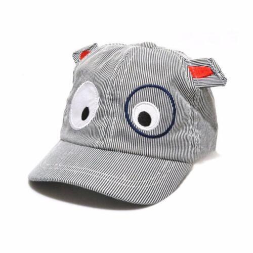 Kids Boys Girls Baseball Cap Hat Cute Cartoon Dog Beret Hat SunHat Baseball Cap