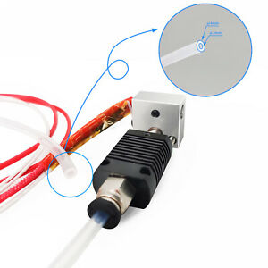 1,75mm 24V Extrusions Hot Head Kits mit Heizstab für Anet ET4 3D Drucker Teile