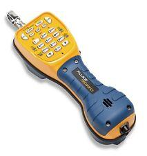 New Fluke Networks Ts42 Deluxe Linemans Telephone Test Butt Set With Abn Clips