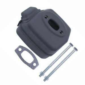 Muffler-Kit-With-Nuts-Bolts-For-Husqvarna-50-51-55-Rancher-Chainsaw-Parts