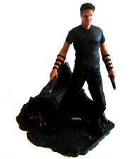 """Buffy Vampire Slayer Angel 6 """"de juguete figura de acción con detallada base"""