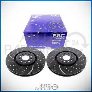 EBC-for-VW-Golf-4-IV-R32-Audi-Tt-Turbogroove-Brake-Discs-Brake-Disc-Front-VA