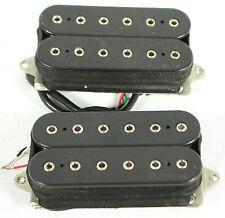 Dimarzio USA Fusion F-Spaced Electric Guitar Humbucker Pickup Set Black