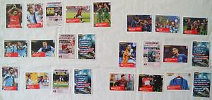 Calciatori-2019-2020-Panini-figurine-C1-C20-il-film-del-campionato-a-scelta