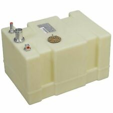 "Moeller 32612 12 Gallon Below Deck Permanent Marine Fuel Tank 20""X14""X11.75"""