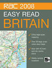 RAC Easy Read Road Atlas Britain by HarperCollins Publishers (Spiral bound, 2007)
