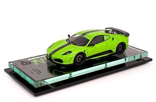 AutoBarn 1 43 Ferrari F430 Green Hamann Hamann Hamann Coupe 62f49a