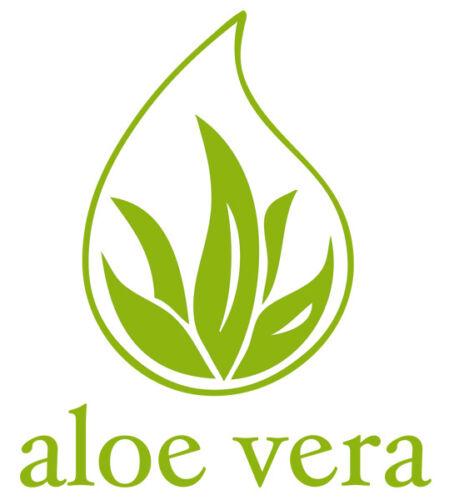 Aloe-Vera-Bezüge für 7 cm Matratzenauflagen bis 30° waschbar Reißverschluss