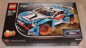 Lego - Technic 42077 La Voiture De Rally Neuf/scellé