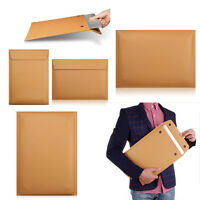 "Genuine Leather Envelope Sleeve Case For MacBook Pro Retina/Air 11"" 12"" 13"" 15''"