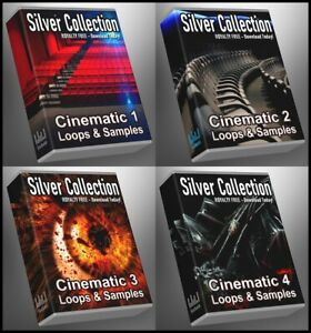 Cinematic-Ultimate-Silver-Collection-ALL-Cinematic-1-4-Packs-Bundle-WAV-Samples