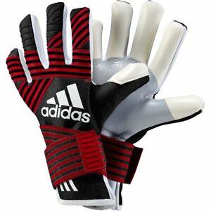 CALCIO-Adidas-ACE-Trans-Pro-MN-Guanti-da-Portiere-Uomo-Rosso-Nero-Bianco