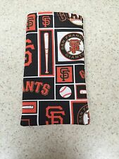 Sunglass / Eyeglass Soft Fabric Case - San Francisco Giants - MLB