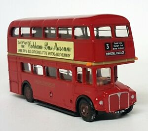 EFE-1-76-Scale-15602AB-DL-Routemaster-1996-Cobham-Open-Day-Diecast-Model-Bus