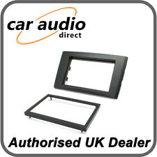 Connects2 CT24VL09 Black Double Din Fascia Adaptor for Volvo XC90 2006 - 2014