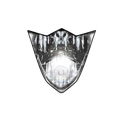 HEADLIGHT STICKERS TO FIT SUZUKI GSXR 600 750 2005-06 WORLD SUPERBIKE STYLE