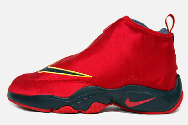 Size 10.5 - Nike Air Zoom Flight The Glove Miami Heat for sale ...