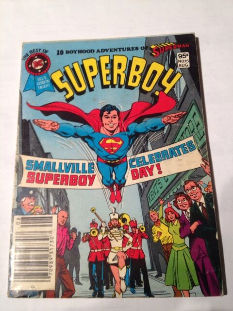 Best of DC blue ribbon digest #  15 superboy
