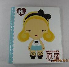 Harajuku Lovers 3 Ring Binder Gwen Stefani White New