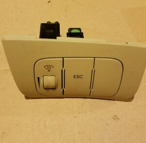 Details About 09 Hyundai Sonata Esc Control Interior Light Dimmer Switch W Trim