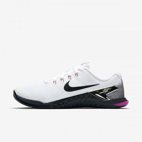 Nike Metcon 4  Fucsia Blast    (924593 101) Cross Fit entrenadores UK 4.5 EU 38  comprar descuentos