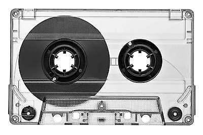 SUPERB RETRO CASSETTE TAPE CANVAS #408 MUSIC CASSETTE A1 CANVAS WALL ART PICTURE