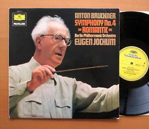 DG-2535-111-Bruckner-Symphony-no-4-Romantic-Eugen-Jochum-Berlin-Phil-1967-NM-EX