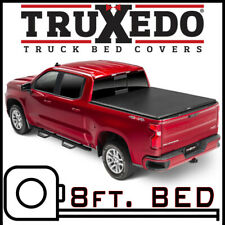 Truxedo Truxport Tonneau Bed Cover For 2019 2021 Gmc Sierra 1500 With 8 Ft Bed