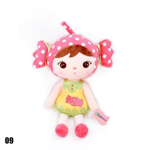 PP cotton Plush Toy Cute Angela Baby Stuffed Doll Metoo Birthday Gift #Y
