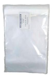 Image Is Loading 100 Uline 6 X 8 Poly Bags 1