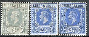 Sierra-Leone-1912-part-set-multi-crown-CA-perf-14-mint-SG115-116-116a-3