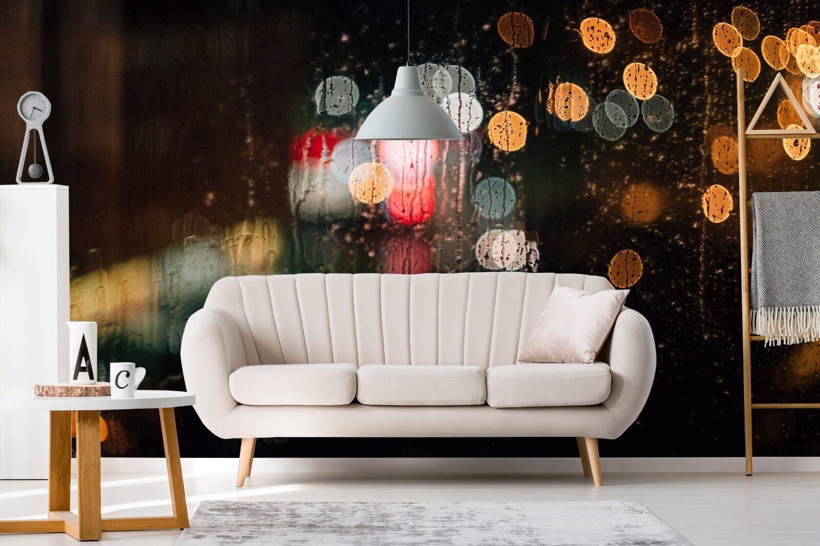 3D Gefärbt Lichter 7056 Tapete Wandgemälde Tapete Tapeten Bild Familie DE Sidney